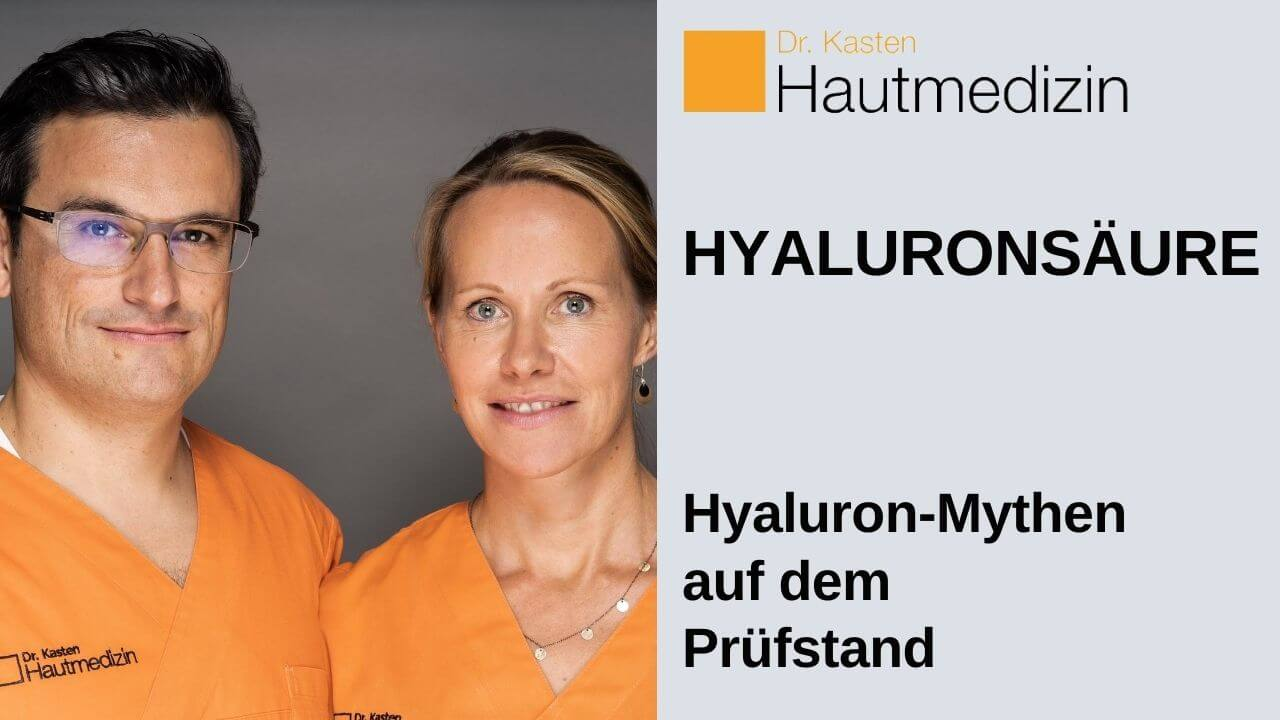 Hautmedizin Mainz Video Hyaluronsäure Mythen